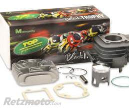 TOP PERFORMANCE Groupe thermique fonte Top Performance Black Trophy MBK Booster/Yamaha BW'S