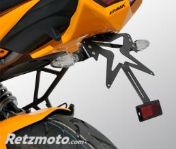 ERMAX SUPPORT DE PLAQUE ERMAX POUR 650 VERSYS 2011 ROUGE METAL