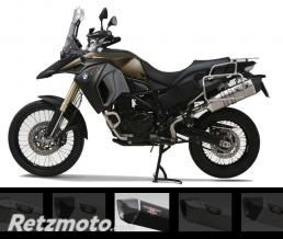 YOSHIMURA Silencieux YOSHIMURA Hepta Force Metal Magic BMW F700GS/800GS
