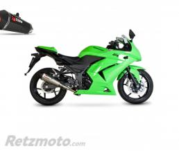 SCORPION Silencieux Scorpion Serket REd Power Conique carbone Kawasaki ZX250R