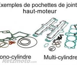 CENTAURO Kit joints complet CENTAURO Honda CRF450R/RX