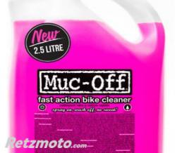 MUC-OFF Nettoyant MUC-OFF Motorcycle Cleaner Bidon 2.5L