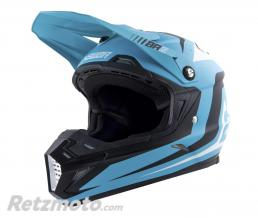 ANSWER Casque ANSWER AR5 Pulse Astana/blanc taille S