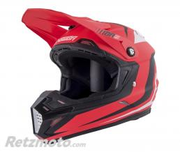 ANSWER Casque ANSWER AR5 Pulse rouge/blanc taille L