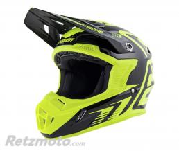 ANSWER Casque ANSWER AR1 Edge noir/Hyper Acid taille L