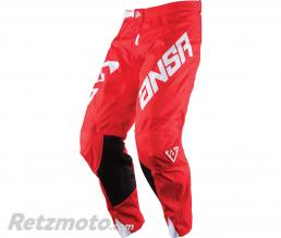 ANSWER Pantalon ANSWER Elite Solid rouge taille 38