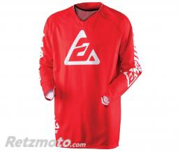 ANSWER Maillot ANSWER Elite Solid rouge taille M