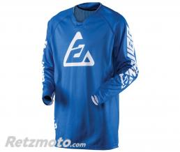 ANSWER Maillot ANSWER Elite Solid bleu taille XXL