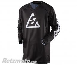 ANSWER Maillot ANSWER Elite Solid noir taille L