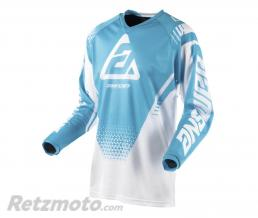 ANSWER Maillot ANSWER Syncron Air Drift blanc/Astana taille XXL