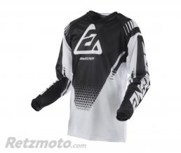 ANSWER Maillot ANSWER Syncron Air Drift blanc/noir taille S