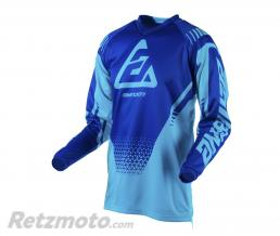 ANSWER Maillot ANSWER Syncron Drift Astana/Reflex Blue taille L
