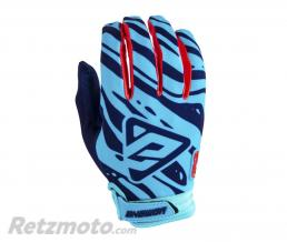ANSWER Gants ANSWER AR3 Astana/Indigo/Bright Red taille M