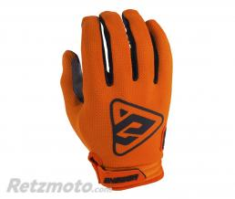 ANSWER Gants ANSWER AR3 orange/noir taille XL