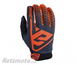 ANSWER Gants ANSWER AR1 orange fluo/Charcoal taille L