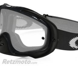 OAKLEY Masque OAKLEY Crowbar True Carbon Fiber écran transparent