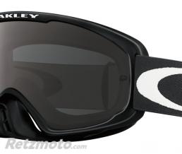 OAKLEY Masque OAKLEY O Frame 2.0 Sand Jet Black écran Dark Grey + transparent