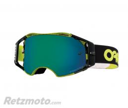 OAKLEY Masque OAKLEY Airbrake Factory Pilot Thumb Green écran Prizm MX Black