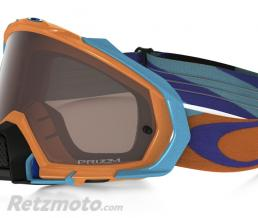 OAKLEY Masque OAKLEY Mayhem Pro Heritage Racer Neon Orange écran Prizm MX Black Iridium