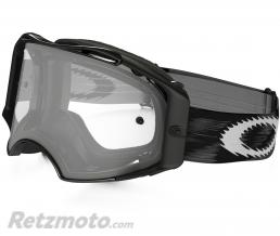 OAKLEY Masque OAKLEY Airbrake Jet Black Speed écran transparent