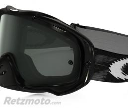 OAKLEY Masque OAKLEY Crowbar Jet Black Speed écran Dark Grey
