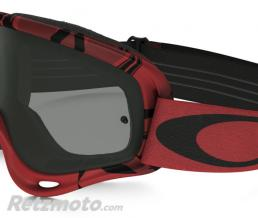 OAKLEY Masque OAKLEY O Frame Intimidator Red/Black écran Dark Grey