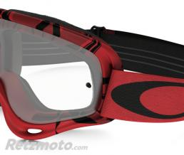 OAKLEY Masque OAKLEY O Frame Intimidator Red/Black écran Transparent
