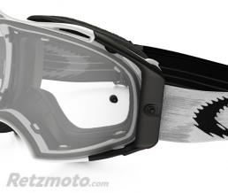 OAKLEY Masque OAKLEY Airbrake Matte White Speed écran transparent