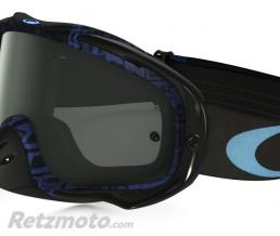 OAKLEY Masque OAKLEY Crowbar Distress Tagline Blue écran Dark Grey