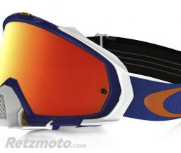 OAKLEY Masque OAKLEY Mayhem Pro Shockwave Blue écran Fire Iridium