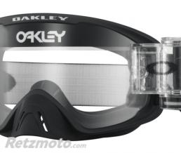 OAKLEY Masque OAKLEY O Frame 2.0 Race Ready Roll-Offs Matte Black écran transparent