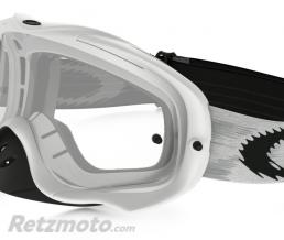 OAKLEY Masque OAKLEY Crowbar Matte White Speed écran transparent