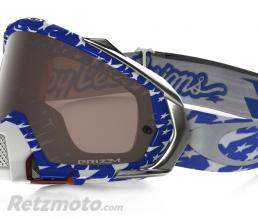 OAKLEY Masque OAKLEY Mayhem Pro Troy Lee Designs écran Prizm MX Black Iridium
