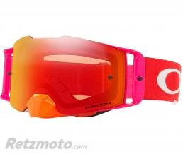 OAKLEY Masque OAKLEY Front Line Pinned Race Orange écran Prizm MX Torch