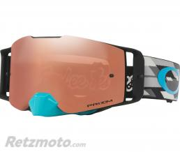 OAKLEY Masque OAKLEY Front Line Demo Stealth écran Prizm MX Black