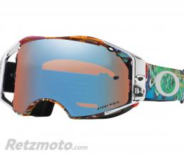 OAKLEY Masque OAKLEY Airbrake Jeffrey Herlings Signature Series écran Prizm MX Sapphire