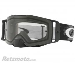 OAKLEY Masque OAKLEY Front Line Matte Black Speed écran transparent