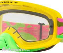 OAKLEY Masque OAKLEY O Frame 2.0 Thermo Camo PYG écran transparent