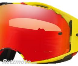 OAKLEY Masque OAKLEY Airbrake High Voltage Yellow/Red écran Prizm MX Torch Iridium