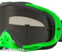 OAKLEY Masque OAKLEY Crowbar Shockwave Green/Grey écran Dark Grey