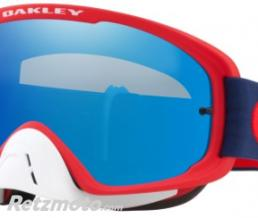 OAKLEY Masque OAKLEY O Frame 2.0 Red Navy écran Black Ice Iridium