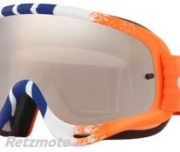 OAKLEY Masque OAKLEY O Frame Pinned Race Orange/Blue écran Black Iridium