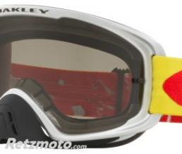 OAKLEY Masque OAKLEY O Frame 2.0 Checked Finish Yellow/Red écran Dark Grey