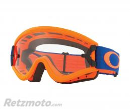 OAKLEY Masque OAKLEY L Frame Orange Blue écran transparent