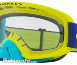 OAKLEY Masque OAKLEY O Frame 2.0 Lime Blue écran transparent