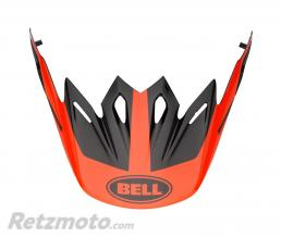 BELL  Visière BELL Moto 9 Flex / Moto 9 Intake rouge Infrared