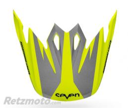 BELL  Visière BELL MX-9 Seven Ignite jaune fluo