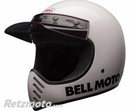 BELL  Casque BELL Moto-3 Classic White taille XXL
