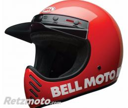 BELL  Casque BELL Moto-3 Classic Red taille XS