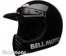 BELL  Casque BELL Moto-3 Classic Black taille XXL
